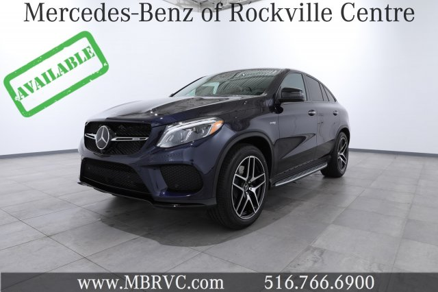 New 2019 Mercedes Benz Gle Amg Gle 43 Coupe Coupe In Rockville