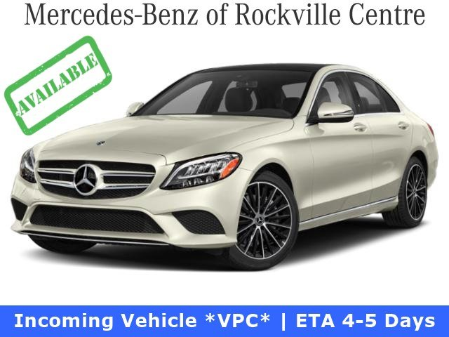 New - 2020 Mercedes-Benz C-Class C 300 4MATIC® Sedan