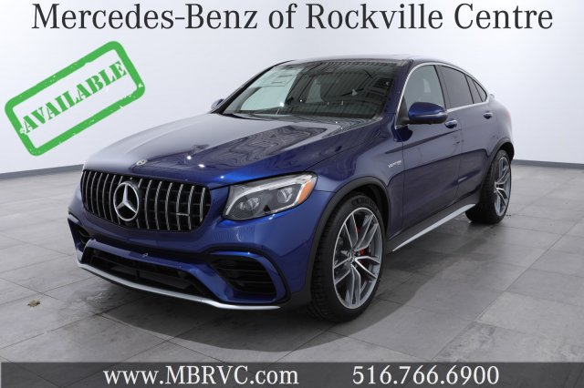 New 2019 Mercedes Benz Amg Glc 63 S Coupe Coupe
