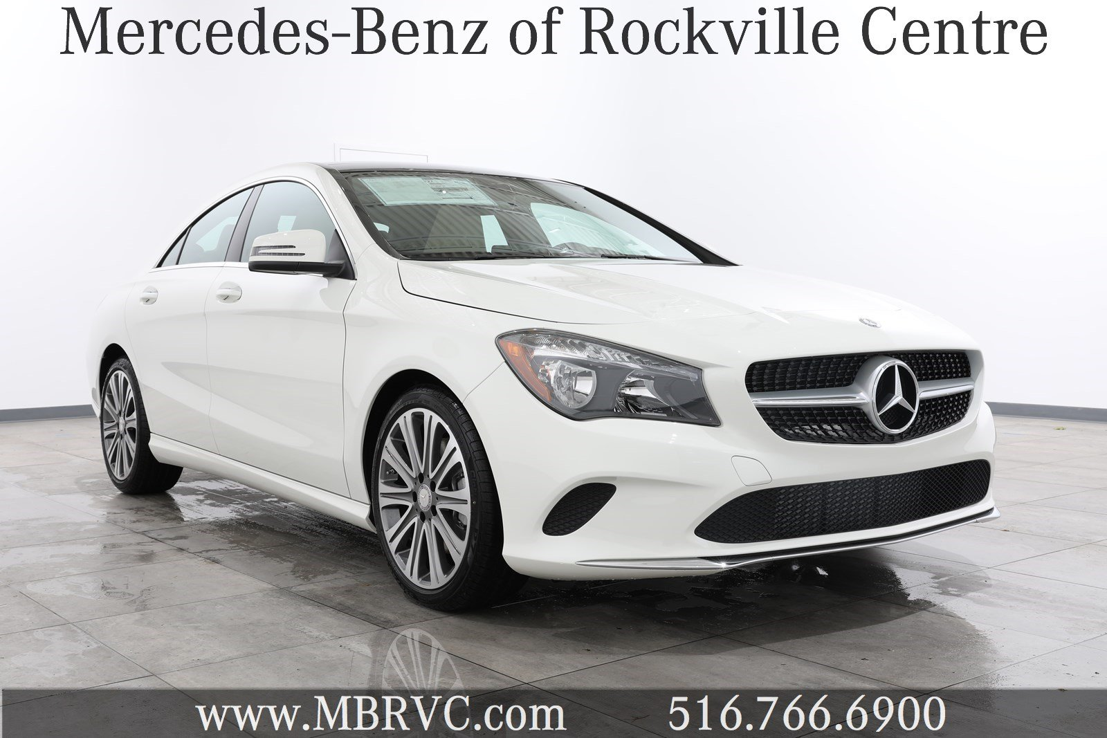 New 2018 mercedes benz cla cla 250 coupe in rockville for Mercedes benz rockville centre