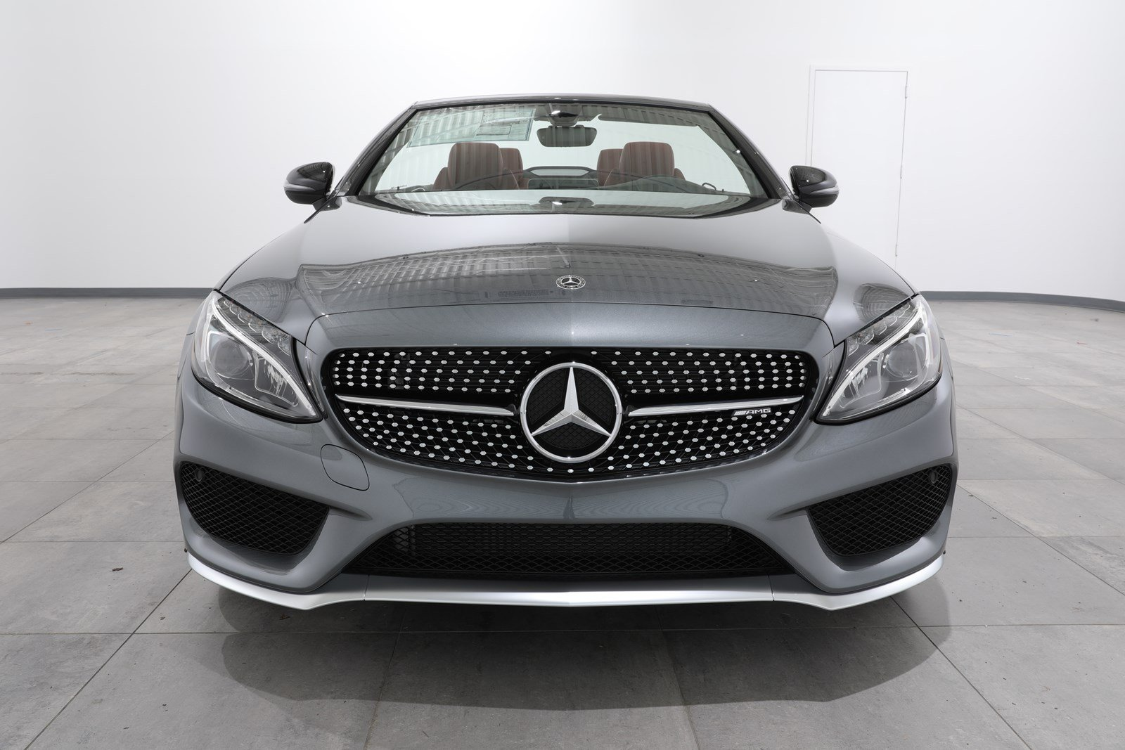 New 2018 mercedes benz c class amg c 43 cabriolet for Mercedes benz rockville centre service