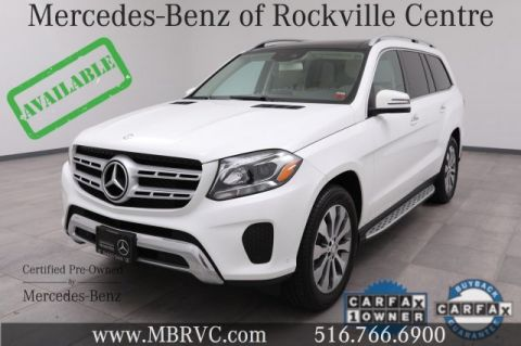Certified Pre-Owned 2018 Mercedes-Benz GLS GLS 450 SUV in