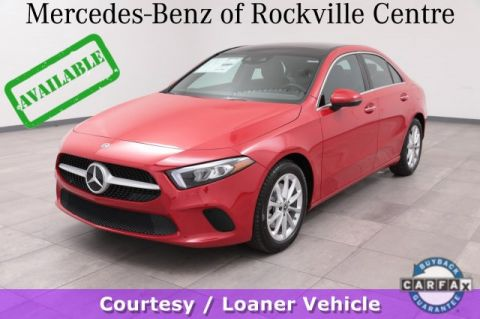Pre-Owned 2020 Mercedes-Benz A-Class A 220