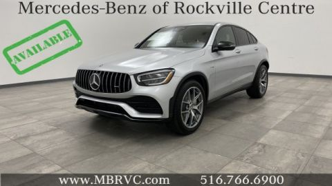 New 2020 Mercedes-Benz GLC AMG® GLC 43 4MATIC Coupe