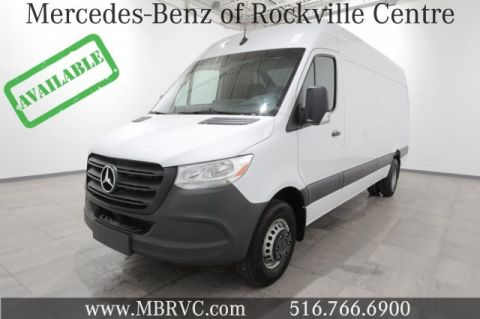 New 2019 Mercedes-Benz Sprinter Cargo Base