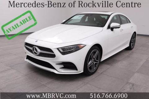 New --- 2020 Mercedes-Benz CLS 450 4MATIC® Coupe