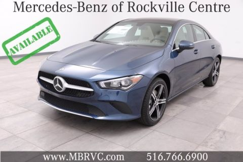 New --- 2020 Mercedes-Benz CLA 250 4MATIC® Coupe
