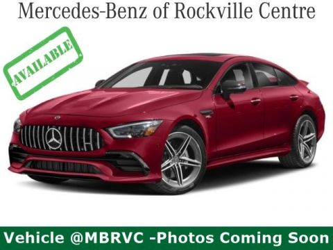 New 2020 Mercedes-Benz GT AMG® GT 63 4MATIC