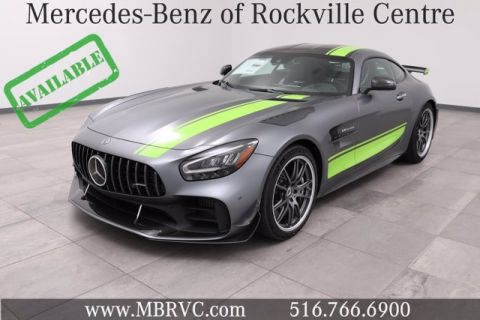 New --- 2020 Mercedes-AMG AMG® GT R Coupe