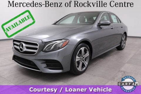 Pre-Owned 2020 Mercedes-Benz E-Class E 350 4MATIC®